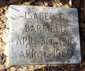 Isabel Barfield